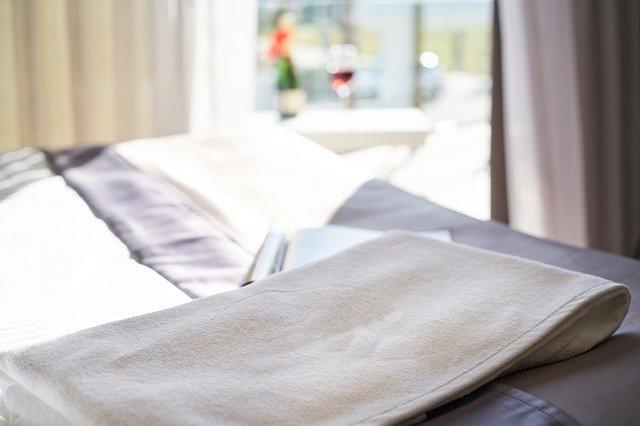 łożko do masażu