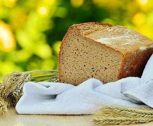 worek lniany na chleb