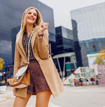 Luksusowe ubrania i dodatki dla kobiet